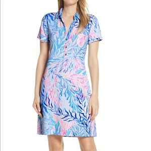 Brand New Lily Pulitzer Sadie Polo Dress.  Size S